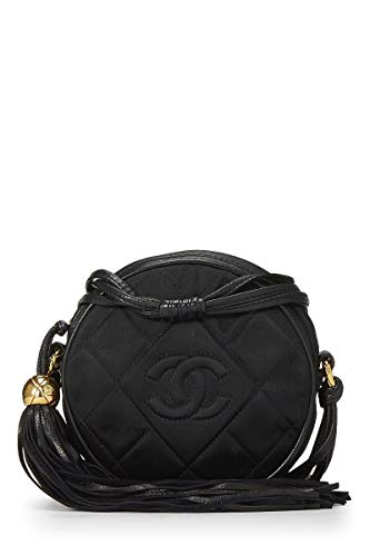 Chanel Black Handbag - 2