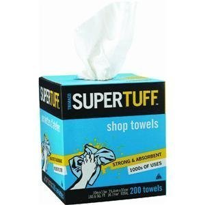 Trimaco 10220 Super Tuff Shop Towels by - Shop Hilltop
