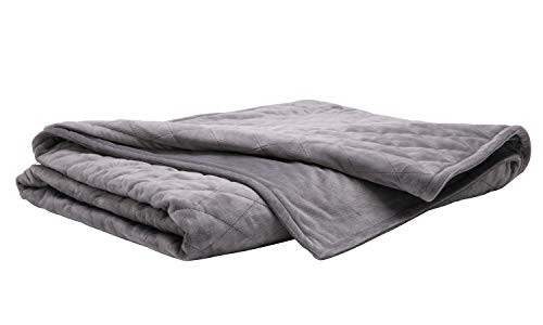 Cheap Deeto Weighted Cotton Duvet Cover Grey Weighted Cover for 48