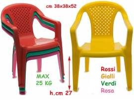 Toys-with ARMREST Eco Chair, Multicoloured, 3. Theoremte64372 by Teorema Giocattoli (Image #1)