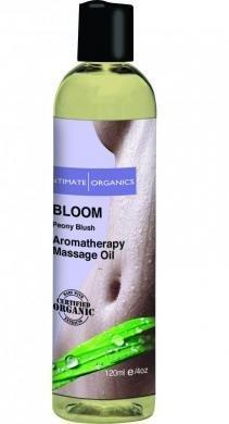 Huile de massage intime Organics Chai - 4 oz Vanilla & Chai