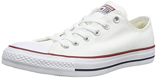 Converse Chuck Taylor All Star Lo Top Optical White 5.5 -