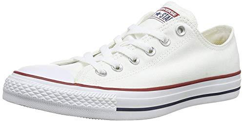 Converse Men's All Star LO OX Optic White 10 (Converse All Star Men)