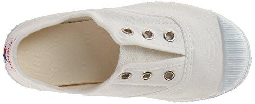 elastico White CIENTA unisex scarpe 70777 tessuto q4Hpt