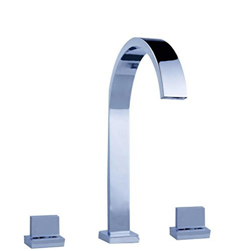 Widespread Sink Faucet - 3