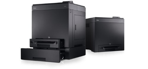 Dell 2150CDN Laser Printer Desktop