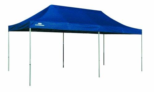 ARS 10-Foot x 20-Foot Aluminum Shelter (Blue), Outdoor Stuffs