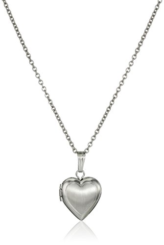 Sweet Heart Locket Necklace