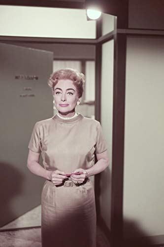Joan Crawford in The Best of Everything standing in office 24x18 Poster (Joan Crawford The Best Of Everything)
