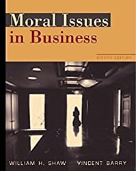 Moral Issues in Business: With Infotrac