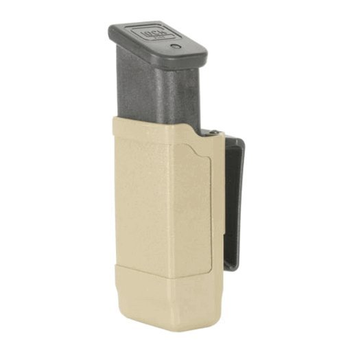 BLACKHAWK! Double Stack Single Mag Case (Matte Finish for 9mm/.40 cal), Olive Drab