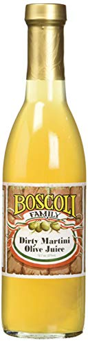 Boscoli Olive Juice, 12.7 oz - Vermouth Sweet Dry
