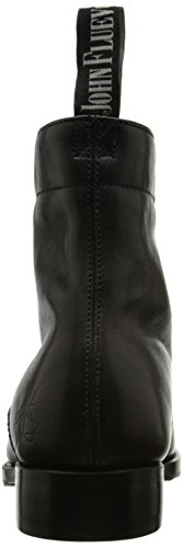 John Fluevog Women's Boot Hartford Black XqwZ8Hvq7