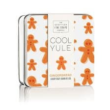 Scottish Soap Soap In A Tin Cool Yule Gingerbread