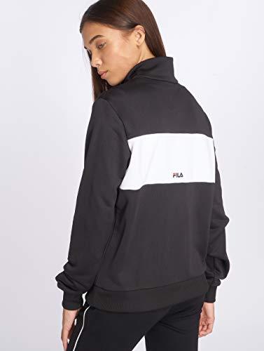 Jacket Track Bronte Negro Deportiva Fila 510220 Chaqueta x1EqTqw