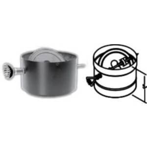 8 inch stove pipe damper - 4