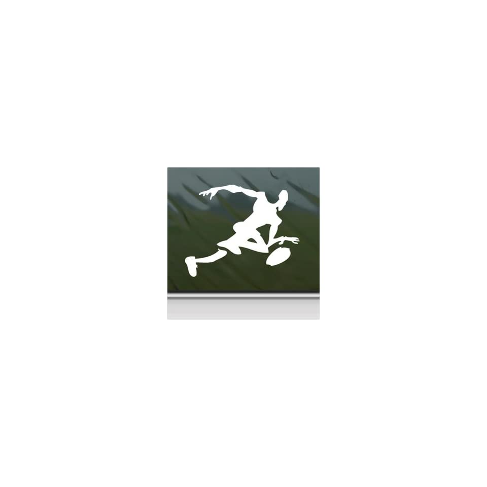 NBA BASKETBALL SPORT White Sticker Car Vinyl Window Laptop White Decal