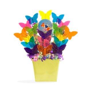 Mother's Day Butterfly Lollipop Bouquet