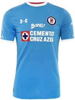 Nueva 2016/2017 azul Cruz Azul Oficial Fútbol Camiseta (XXL)