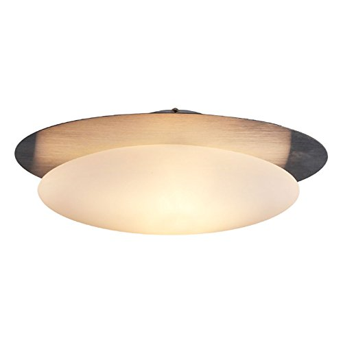Modern Ceiling Lamp White European Pebbles Glass Ceiling Lamp Living Room Dining Room With Rice Door #Ceiling chandelier by Ceiling Light