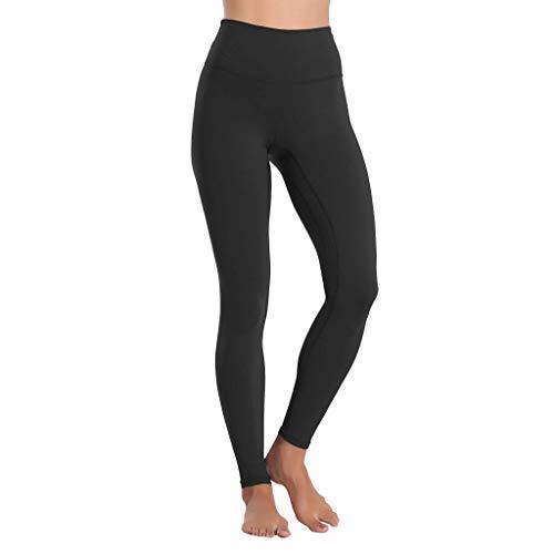 4a5786a801d BOLUBILUY Women s High Waist Butt Lift Workout Gym Running Athletic Capris Leggings  Power Flex Fat Burner