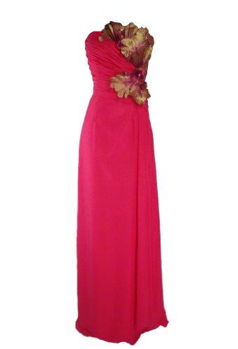 Alivila.Y Fashion Damen Morgenmantel Hot Pink