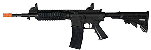 Airsoft Gas Paintball Gun (Tippmann Tactical M4 CQB Airsoft Rifle)