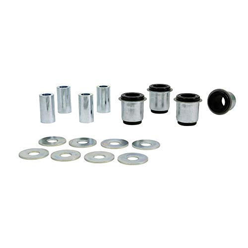 (Whiteline W53377A Black Bushing Kit)