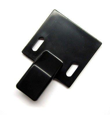 The Parts Place Cutlass / 442 Glove Box Door Plastic Catch - Black The Parts Place Inc.