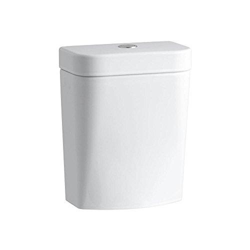 Kohler K-7312 Persuade 1.6 / 1.0 GPF Circ Toilet Tank Only with Dual-Flush Techn, White -