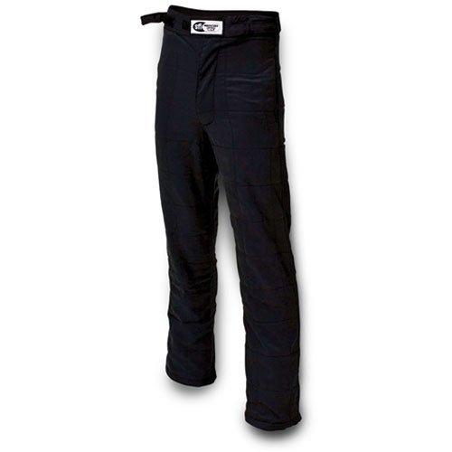 - Impact Racing 23315710 Racer Pants SFI 3.2A/5 Rated Black