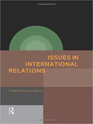 Issues In International Relations: 9781857288315: Medicine