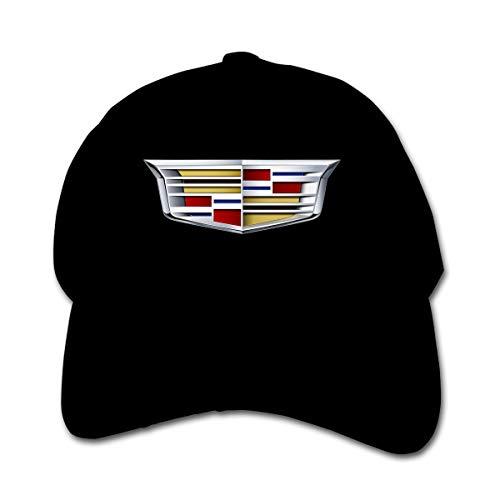 Syins Children Personalized Cadillac 2014 Logo Cool Baseball Caps Black ()