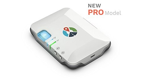 Mileage Ace Pro - Trusted GPS Mileage Tracker with Cellular Uploading - Automatic Electronic Mileage Log + Real Time Vehicle Tracker