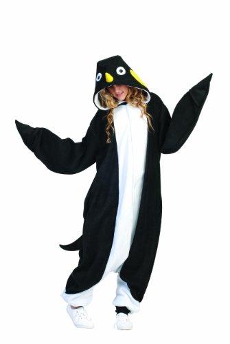 RG Penguin, Black/White, One Size