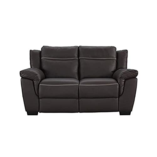 Genuine Leather Sectional Amazon Com