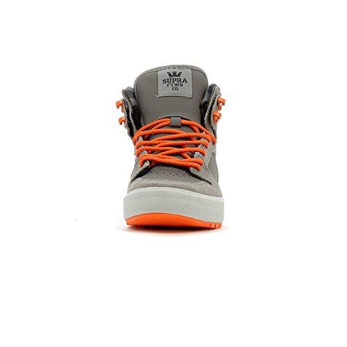 Skytop Flame Nickel Brushed Sneaker uomo S18091 Supra 6nxqOdd