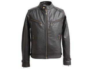 DEGNER(デグナー) レザージャケット SHEEP:羊革 ブラック M 8SJ-1 B0089HY0FM  -