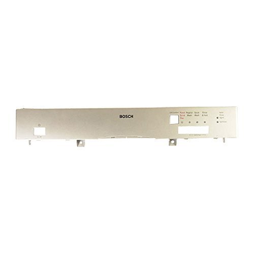 Bosch Dishwasher Panel Facia 475225 00475225 - Control Facia