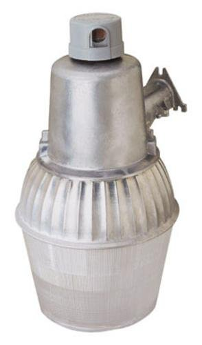 HEATHCO HZ-5660-AL High Pressure Sodium Dust to Dawn Light, Silver