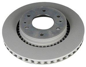 ACDelco 177-1007 GM Original Equipment Front Disc Brake Rotor