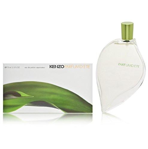 Kenzo D'ete By Kenzo For Women. Eau De Parfum Spray 2.5 oz./75ml