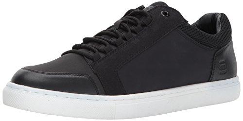 G-Star Raw Men's Zlov Cargo Sneaker, Black, 41 Regular EU (8 US) (Cargo Raw)