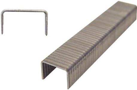 Rapid 2532010011Series grapas de alambre plano para construcción, 5000en cada caja