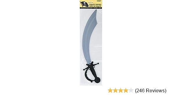 Pirate Plastic Sword