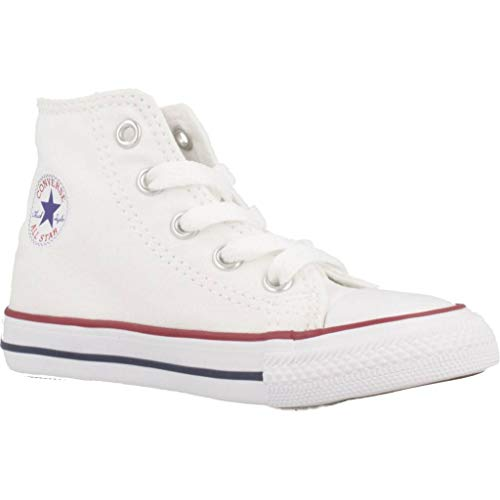mode Star Season fille Chuck All Converse Taylor Baskets Blanc Hi qnU01tW