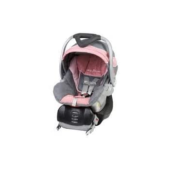 Baby Trend Flex Loc Infant Car Seat Pink Mist