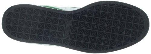 Sneaker In Pelle Scamosciata Classica Puma Scamosciata Amazon / Nero / Bianco
