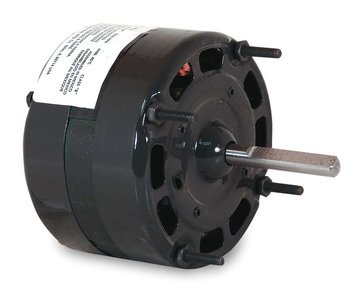 Dayton 3M779 HVAC Motor, 1/10 hp, 1550 RPM, 115V