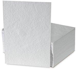 Shizen Design Punjab Watercolor Paper, 9 x 12 Inches, 140 lb, White, 25 Sheets